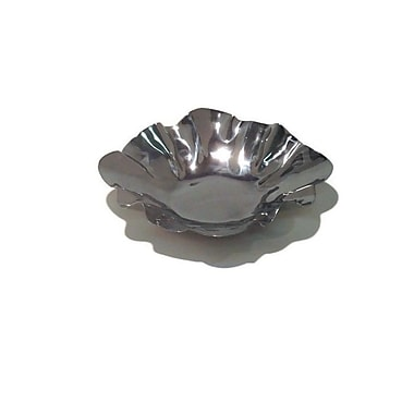 Elegance Flower Bowl, Shiny Finish, 11