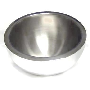 Elegance Double-Wall Hammered Olive Bowl (72649)