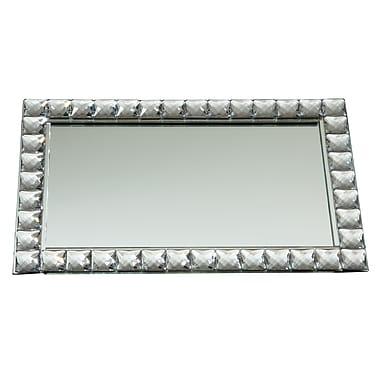 Elegance – Plateau en miroir (33212)