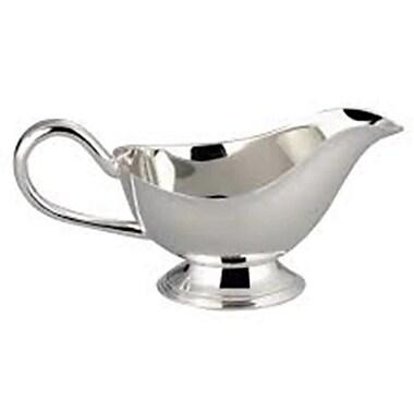 Elegance Gravy Boat, Silver-Plated (82436)