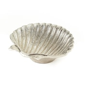 "Elegance Shell Dish, Nickel-Plated, 5.5"" (70009)"