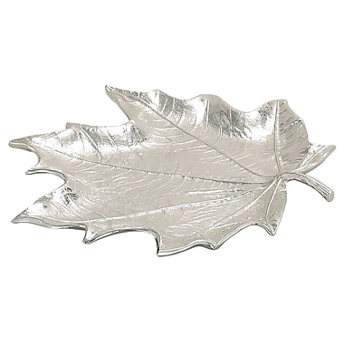 Elegance Maple Leaf Plate (72677)