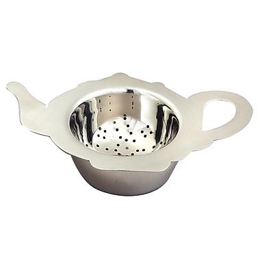 Elegance Stainless Steel Tea Strainer (79053)