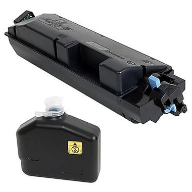 fuzion - Cartouche de toner noir neuve, compatible Kyocera TK5142K, haut rendement (TK5142K)