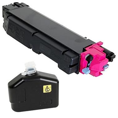 fuzion - Cartouche de toner magenta neuve, compatible Kyocera TK5142M, haut rendement (TK5142M)