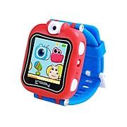 "LINSAY S-5WCLBLUE 1.5"" Smart Watch Kids Cam Selfie, Blue"