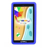"LINSAY F7XHDKIDSBLUE 7"" Quad Core Tablet w/ Blue Kids Defender Case Android"