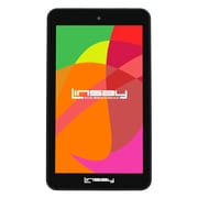"LINSAY F7XHD 7"" Quad Core Dual Camera Tablet Android Black"