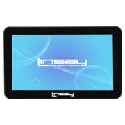 "LINSAY F10XHD 10"" Quad Core Tablet Android Black"