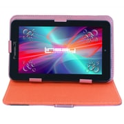 "LINSAY F7XHDBCNYS 7"" Quad Core Tablet w/ New York Style Case Android"