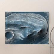 Wallhogs Surface of Mars Glossy Poster; 36'' H x 48'' W