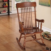 A&J Homes Studio Kloris Traditional Youth Rocking Chair