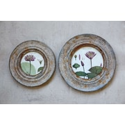 Creative Co-Op Botanist Metal Photo Picture Frame