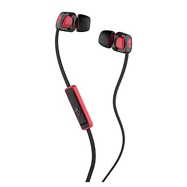 Skullcandy Ink'd 2 Earbuds, Black/Red (S2IKDY-010)