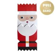 "Holiday Cracker Card, Cracking Cuties Santa, 8.75""W X 4""H, 6/Pack (MDC16959)"