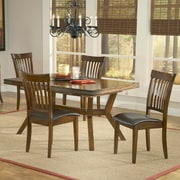 Hillsdale Arbor Hill 5 Piece Dining Set