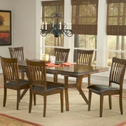 Hillsdale Arbor Hill 7 Piece Dining Set