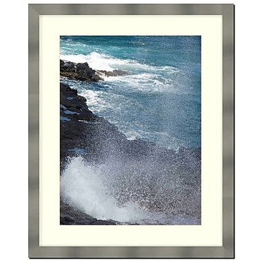 Frames By Mail Stainless Steel Wall Picture Frame; 16'' x 20''