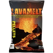 LavaMelt® Ice Melter with Calcium Chloride Pellets & CMA, 50 lb