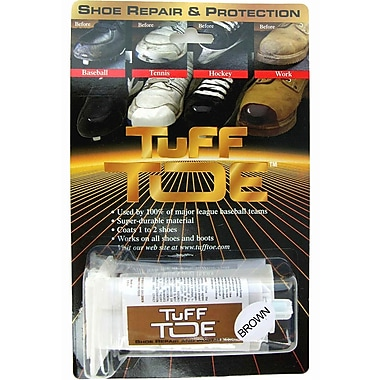 Tuff Toe Footwear Repair & Protective Coating, Brown