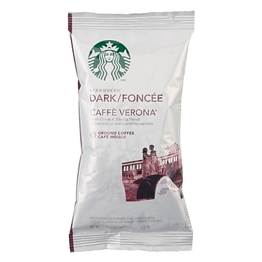 Starbucks® Coffee – Caffè Verona®, 2.5 oz., bte/18