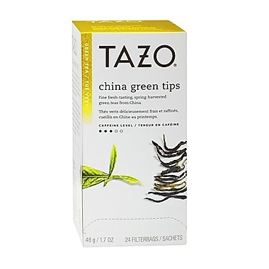 Tazo® China Green Tips Green Tea, 24/Box