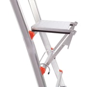 Little Giant Ladder Accessory, Work Platform, Aluminum