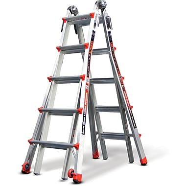 Little Giant Revolution XE, M22, Multi Position Aluminum Ladder