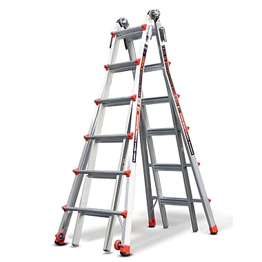 Little Giant Revolution XE, M26, Multi Position Aluminum Ladder