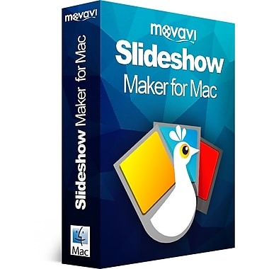 Movavi Slideshow Maker 2 for Mac, Personal Edition, 2016 [Download]