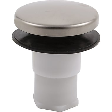 Delta Replacement Stopper; Brilliance Stainless