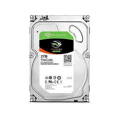 Seagate FireCuda 2 TB Internal SSHD SATA 6GB/s, 3.5