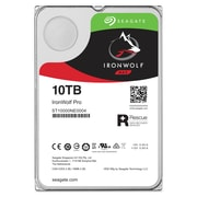 "Seagate IronWolf Pro 10 TB NAS Internal Hard Drive, SATA, 6GB/s, 3.5"" (ST10000NE0004)"