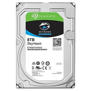 Seagate SkyHawk 8 TB Surveillance Internal Hard Drive, SATA, 6GB/s, 3.5