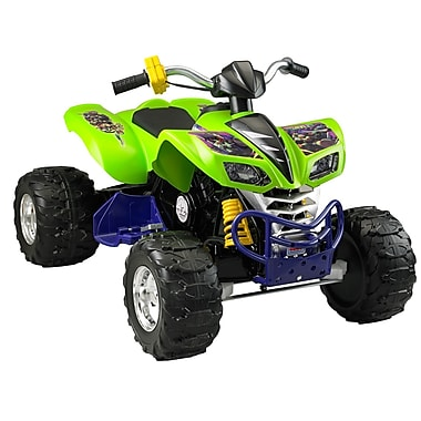 Fisher-Price – Kawasaki KFX Tortues Ninja Power Wheels