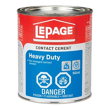 Lepage Pres-tite Blue Contact Cement, Ad436, 3/Pack