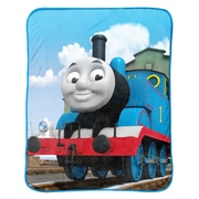 Thomas and Friends Thomas and Friends Go Go Fleece Throw