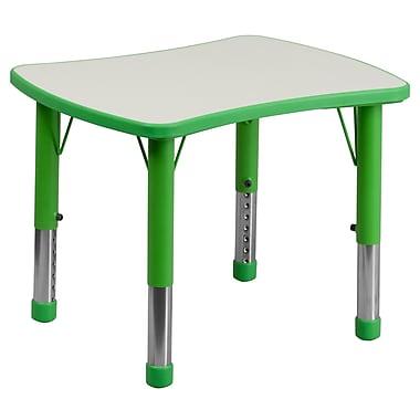 Flash Furniture YU098RECTBLGN 21.88