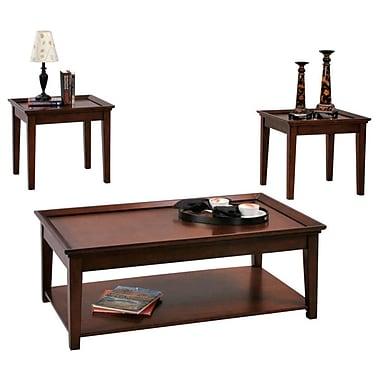 Progressive Furniture Encore 3 Piece Coffee Table Set
