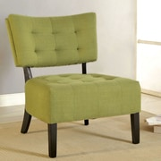 A&J Homes Studio Seia Side Chair; Gray