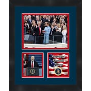 Frames By Mail 2017 Presidential Inauguration of President Donald Trump Framed Memorabilia