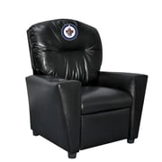 Imperial NHL Kids Recliner w/ Cup Holder; Winnepeg Jets