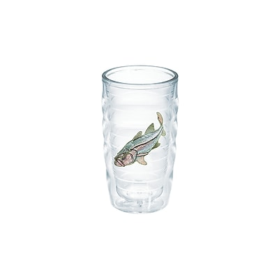Tervis Tumbler Guy Harvey Snook 10 oz. Plastic Every Day Glass