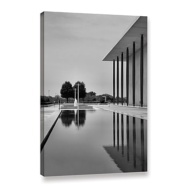 ArtWall The Kennedy Center Pool by Steve Ainsworth Photographic Print Removable Wall Decal