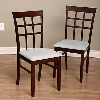 Warehouse of Tiffany Justin Side Chair (Set of 8)