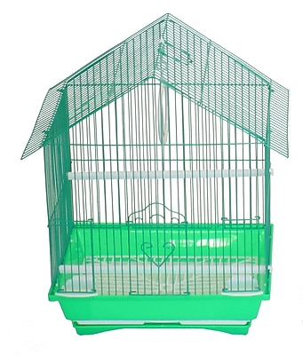 YML House Top Style Small Parakeet Cage;