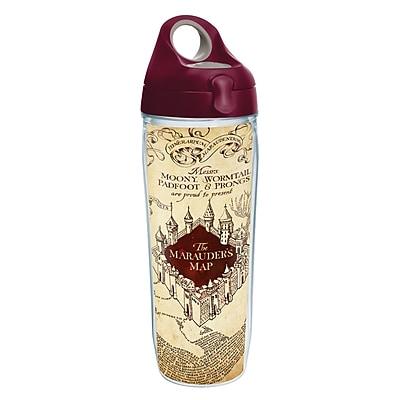 Tervis Tumbler Harry Potter The Marauder''s Map Water Bottle 24 oz. Tumbler