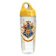 Tervis Tumbler Harry Potter  Hogwarts House Crests Water Bottle 24 oz. Tumbler