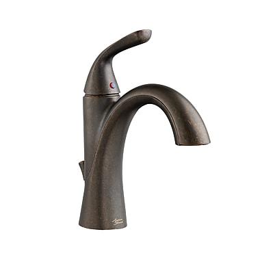 American Standard Fluent Monoblock Bathroom Faucet Single Handle; Oil Rubbed Bronze