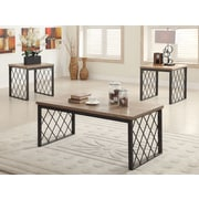 ACME Furniture Catalina 3 Piece Coffee Table Set